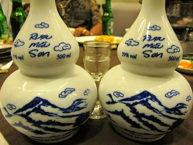 Rượu Mẫu Sơn (Lạng Sơn)