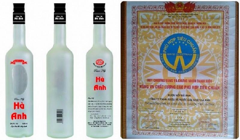 Rượu nếp – Đặc sản Can Lộc Hà Tĩnh