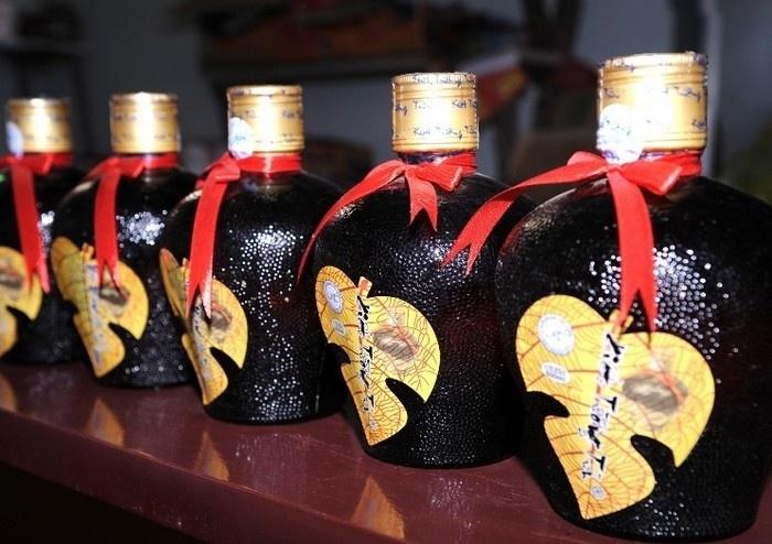 Loại rượu Tết của dân tộc Thái – rượu nếp nương hạ thổ