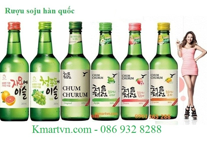 Rượu soju