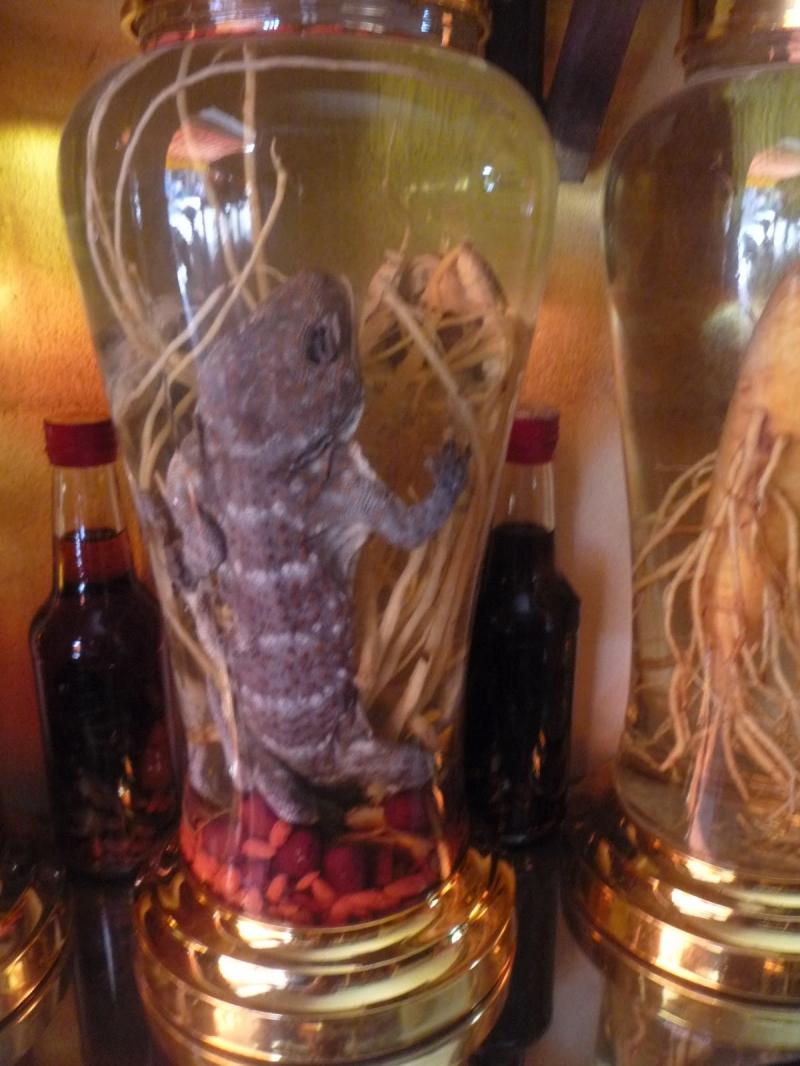 Rượu ngâm tắc kè là loại rượu tốt cho sức khỏe người dùng