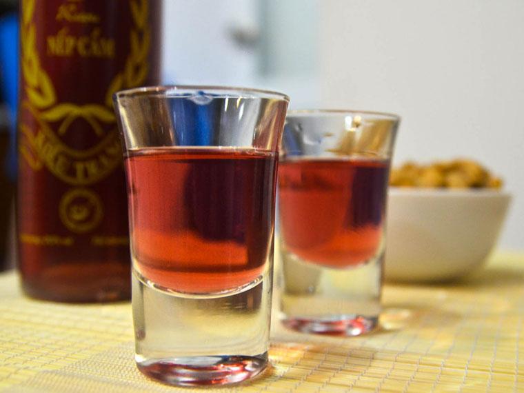 Rượu táo mèo, đặc sản rượu Tết Tây Bắc