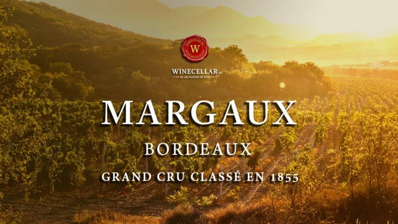 Chateau Margaux.