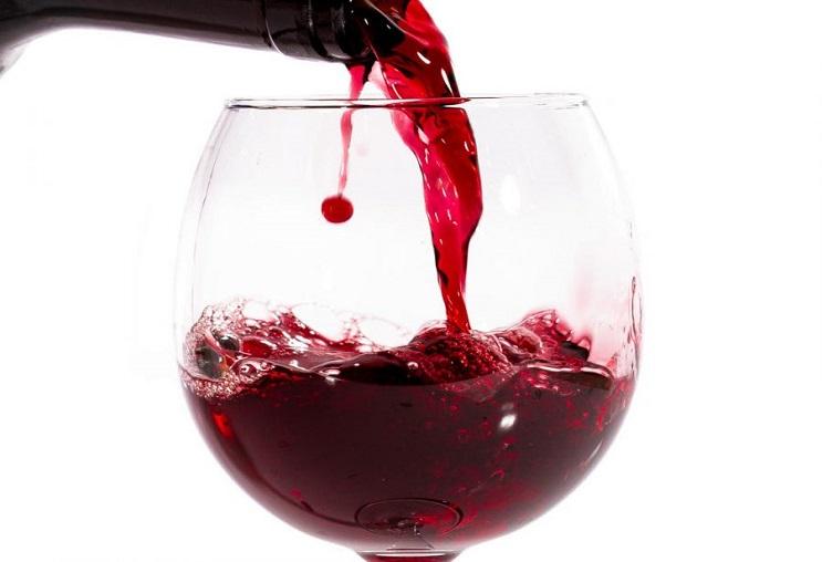 Rượu vang đỏ cũng rất có lợi cho sức khỏe