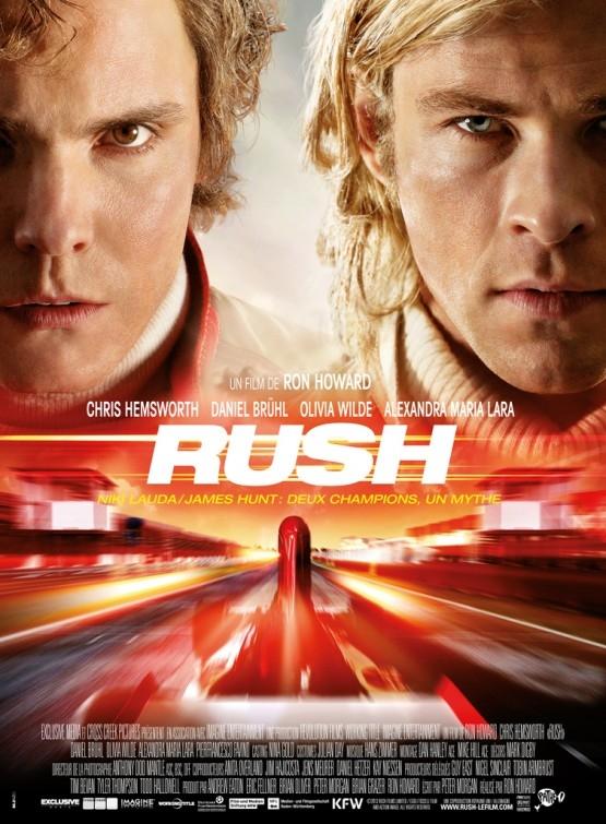 Rush - Những tay đua Công thức 1 hàng đầu thế giới