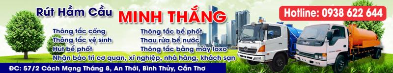Rút hầm cầu Minh Thắng
