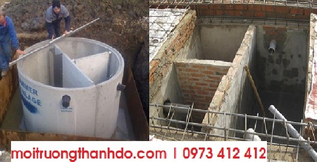 Lắp đặt đường ống thoát nước mưa - nước thải