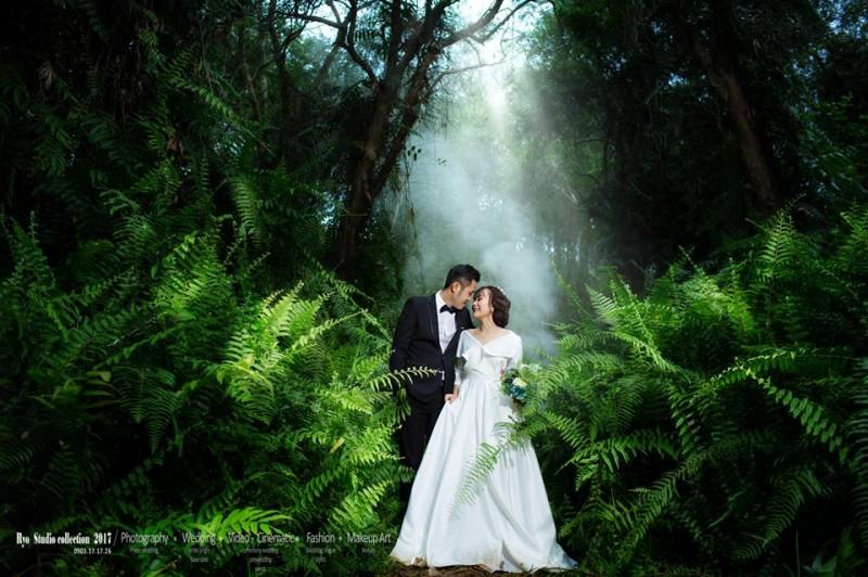 Ảnh cưới tại Ryo Studio