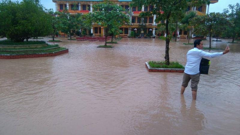 Những ngày lũ lụt