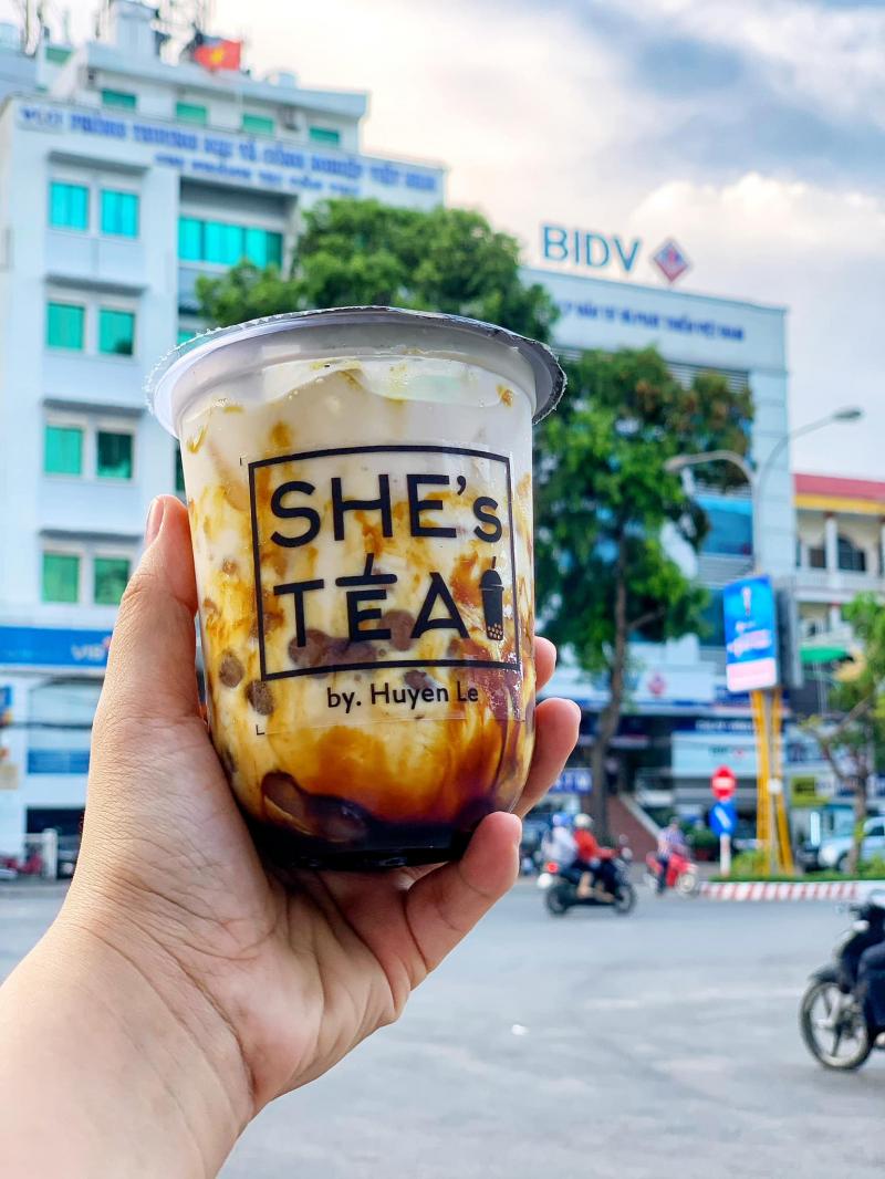 She's Tea