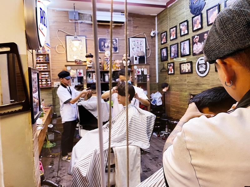 Sang Barber Shop