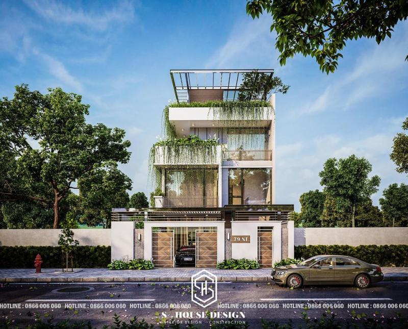 S-House Design