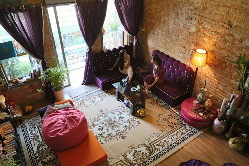 Không gian siêu vintage và sang trọng của S Jewelry Studio Old Quarter Hanoi