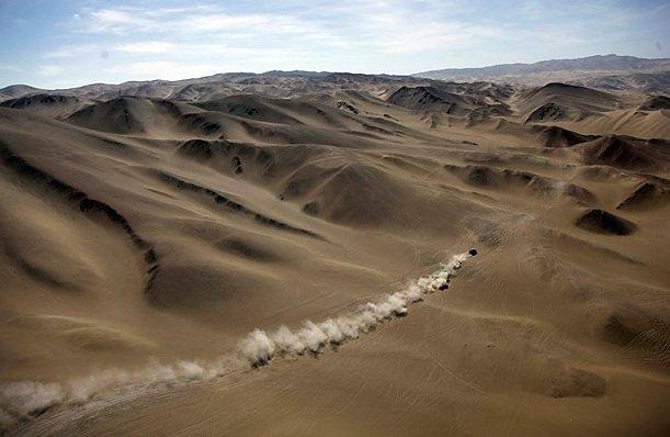 Sa mạc Patogonia