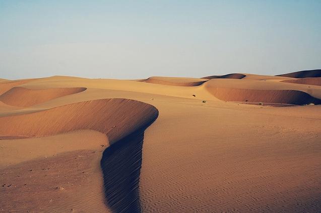 Sa mạc Thar là sa mạc lớn nhất của Ấn Độ, lớn thứ ba ở châu Á và lớn thứ bảy trên thế giới