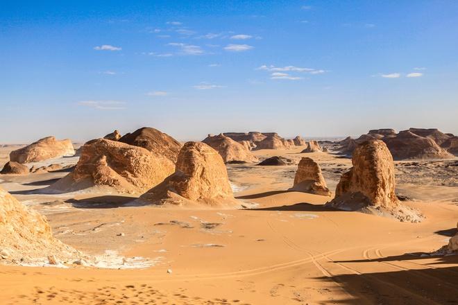 Sa mạc Trắng