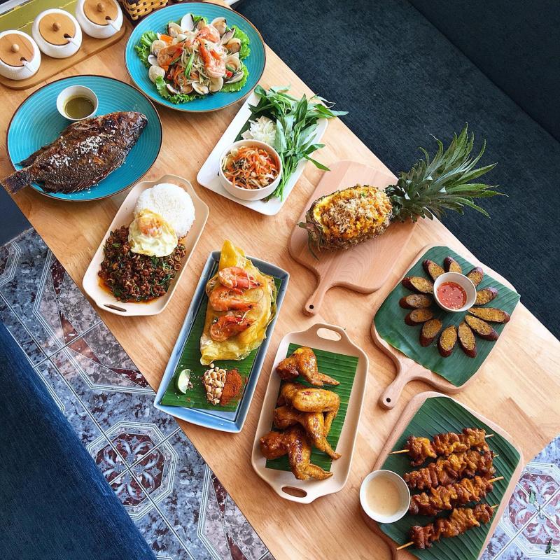 Nhà hàng Sabay Thai