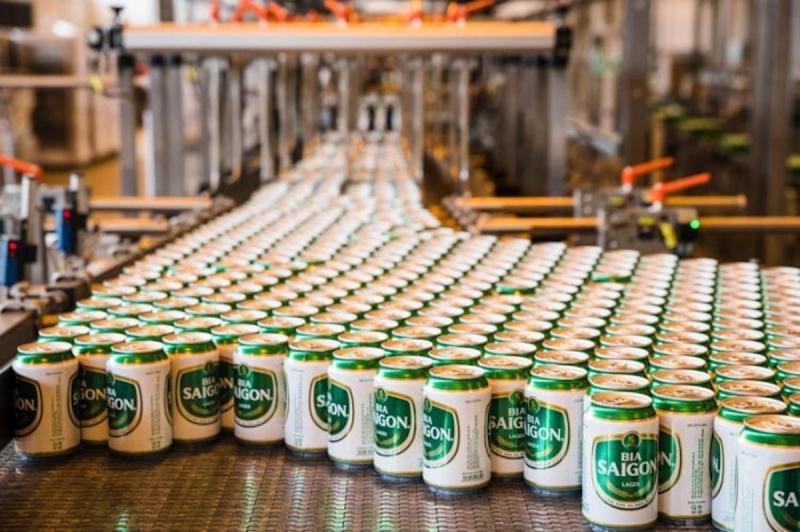Tiền thân của công ty Sabeco là một xưởng bia nhỏ do ông Victor Larue, một người Pháp tại Đông Dương, lập ra tại Sài Gòn vào năm 1875.