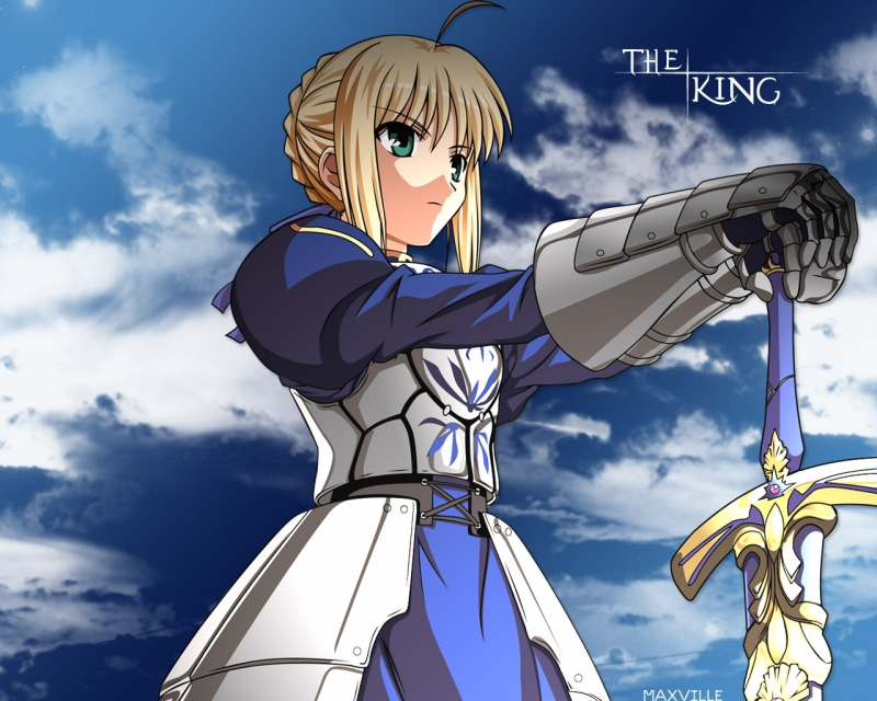 Saber – Fate Stay night