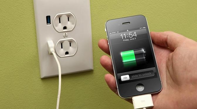 Sạc pin đúng cách để bảo vệ pin của bạn tốt hơn