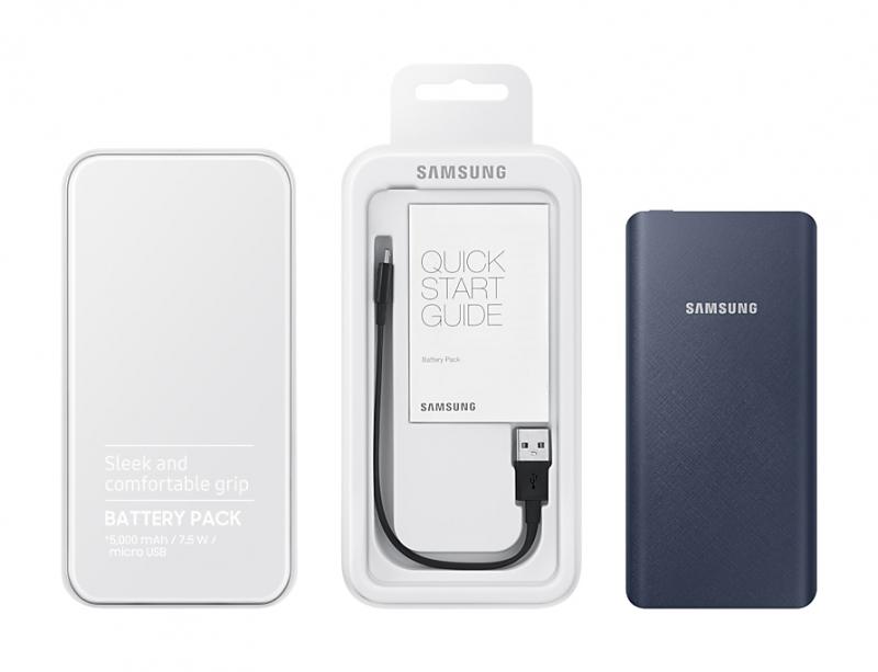 Sạc Dự Phòng Samsung EB-P3020 5.000mAh