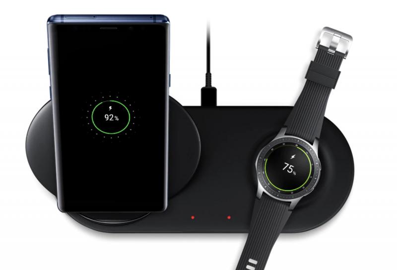 Sạc không dây Samsung Wireless Charger Duo – Giá: 2.490.000 VND
