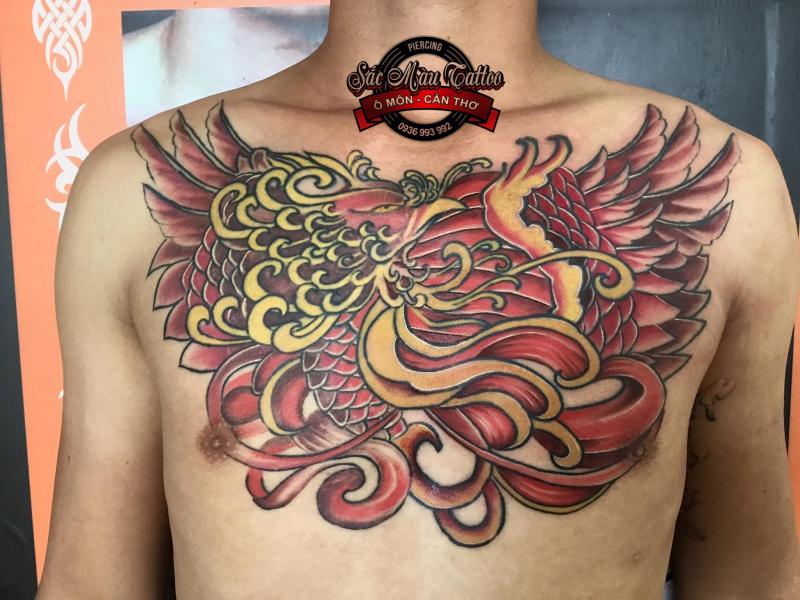 Sắc Màu Tattoo