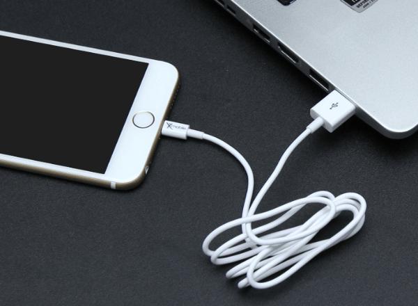 Không nên sạc điện thoại qua cổng USB liên tục