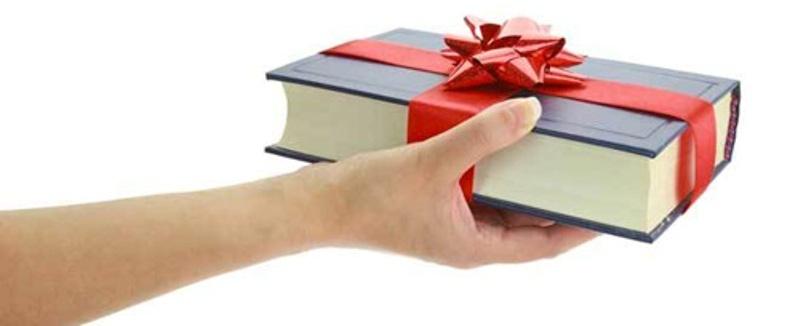 Sách là món quà ý nghĩa và được yêu thích
