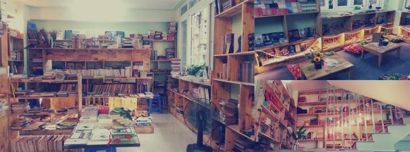 Ảnh của cửa hàng Sách cũ Hà Nội Cafe Sách Vintage