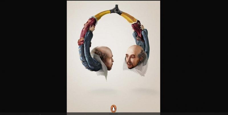 Sách nói của Penguin chất lượng tốt như được chính William Shakespear kể vào tai