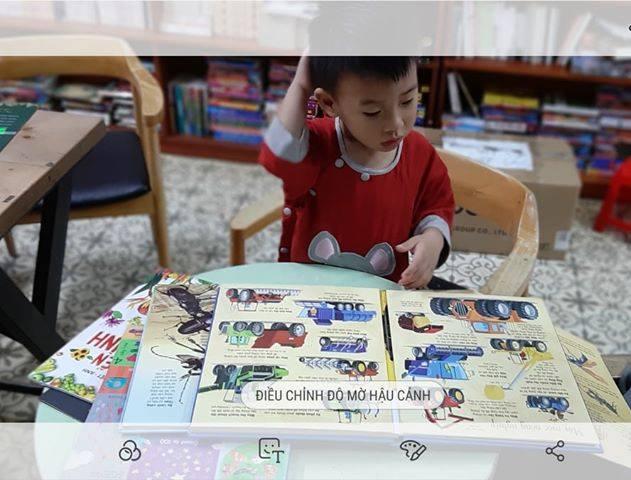 Sách Thiếu Nhi Đinh Tị (DinhtiBooks )