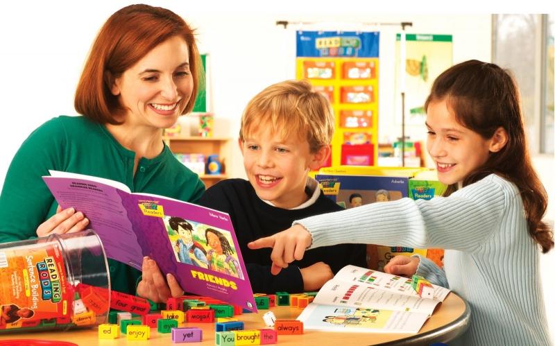 Top 10 sách tiếng Anh hay nhất dành cho trẻ em tiểu học