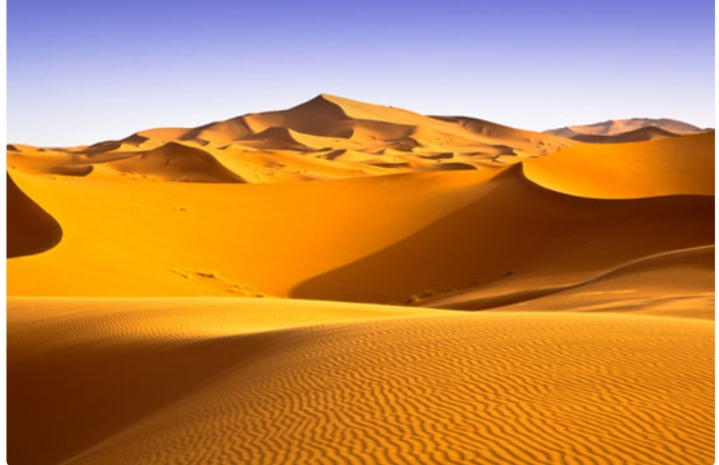 Sa mạc Sahara
