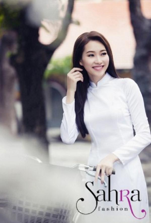 Áo dài học sinh Sahra Fashion