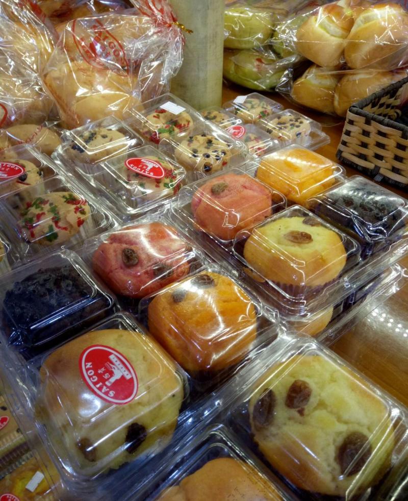 Sài Gòn Bakery còn kinh doanh nhiều loại bánh khác