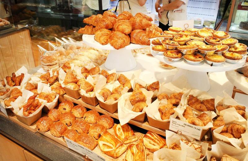 Bánh mì Sài Gòn đặc biệt thơm ngon