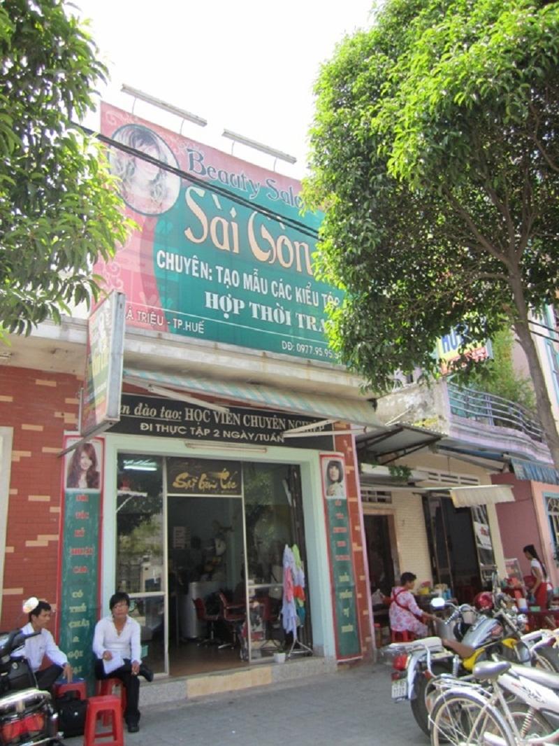 Sài Gòn Beauty Salon