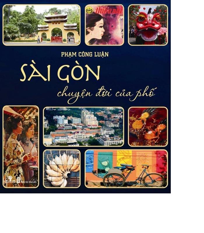Sài Gòn chuyện đời của phố đưa bạn đến những câu chuyện thấm đẫm cái tình về Sài Gòn, con người, góc phố