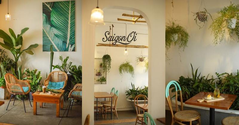 Sài Gòn Ơi Cafe trở thành một trong những địa điểm yêu thích của giới trẻ
