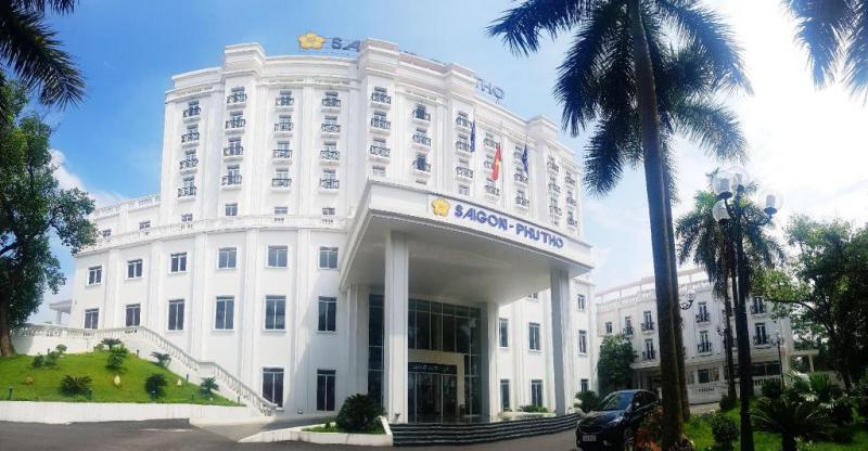 Khách sạn Sài Gòn – Phú Thọ