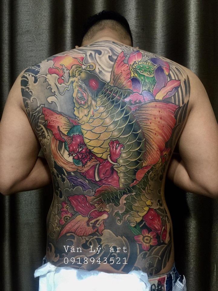 SAI GON Tattoo Studio