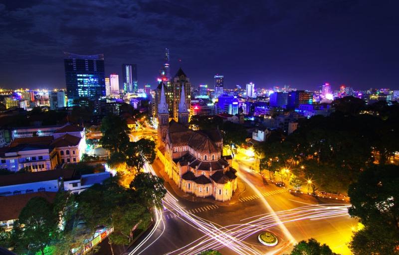 Sài Gòn - Thành phố không ngủ