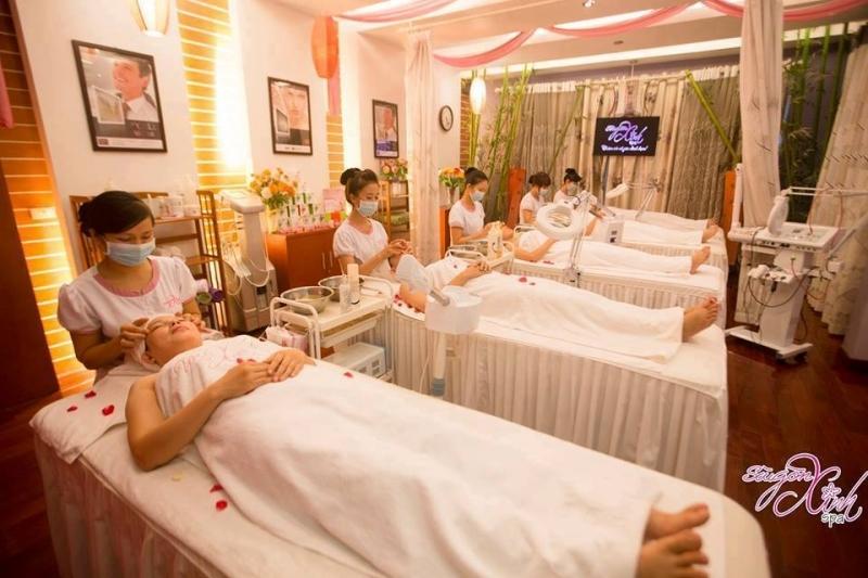 Sài Gòn Xinh Spa