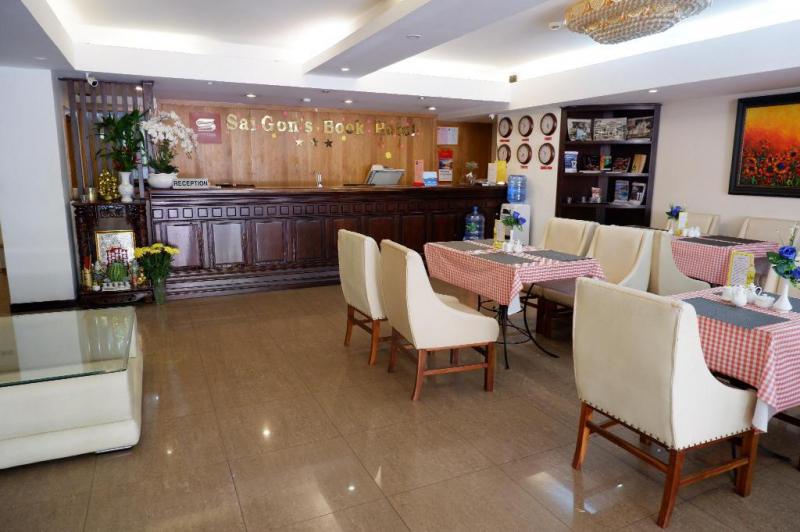 Sai Gon's Book Hotel
