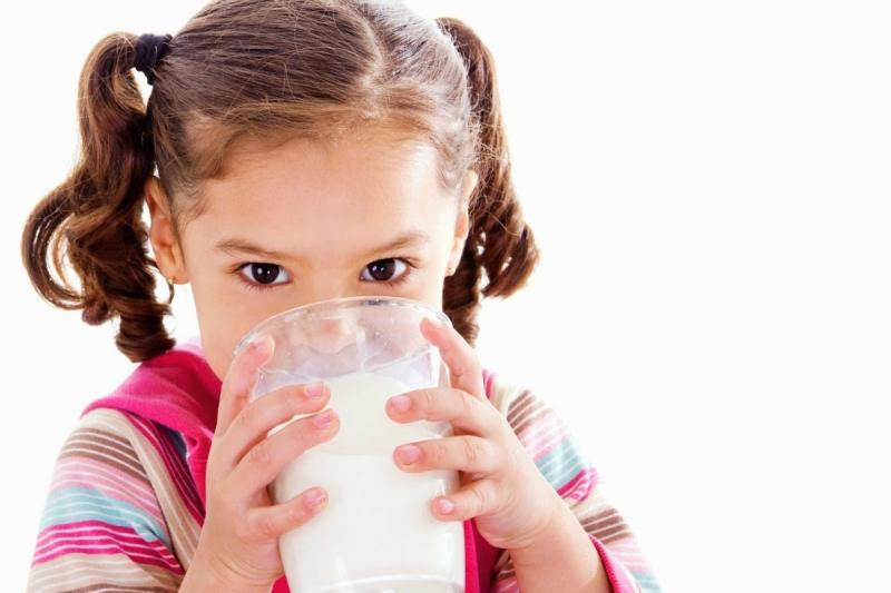 Pha sữa không đúng nhiệt độ