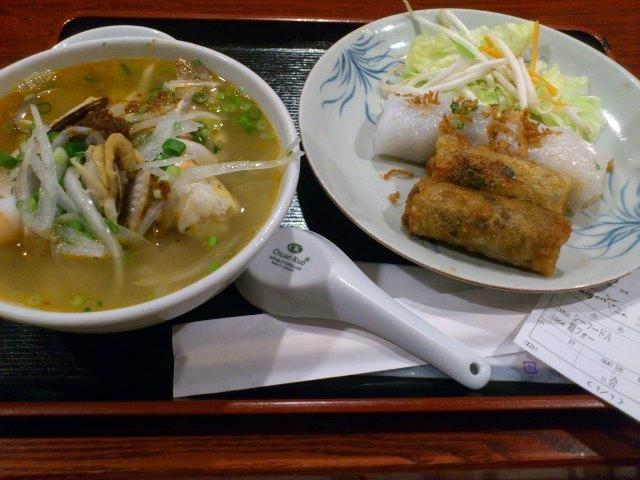 Món ăn ở Saigon