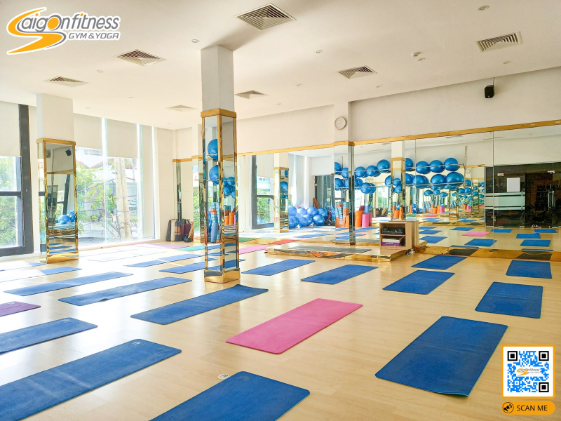 Saigon Fitness Quảng Ngãi