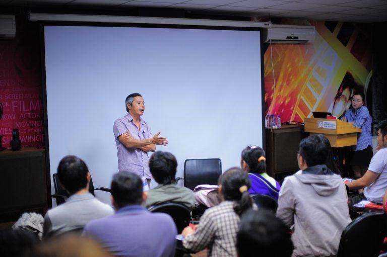 SIFS thường xuyên tổ chức các hội thảo, workshop cho học viên tham dự