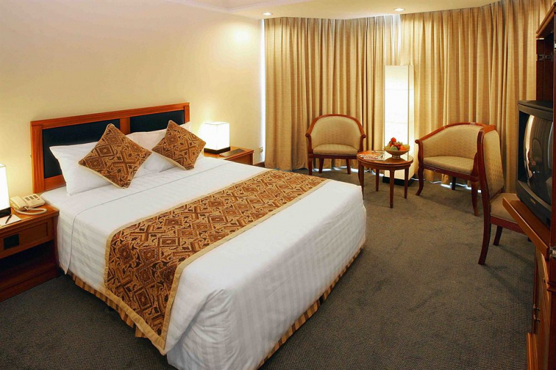 Phòng ngủ đơn giản và đẹp